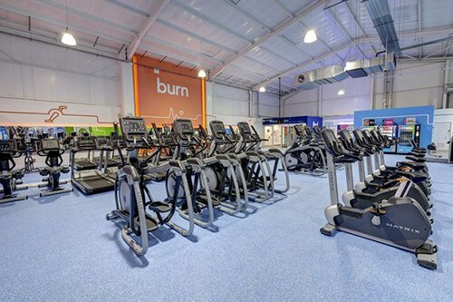 Perry Barr Gym Access Panels