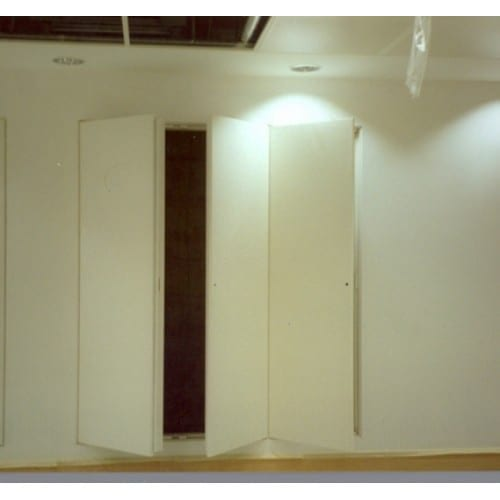 Double Riser Door Access Panels Fire Rated