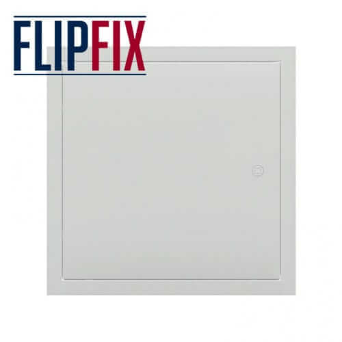 FlipFix-Access-Panel---Metal-Door-Picture-Frame new lock