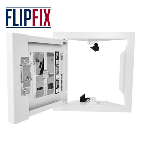 Flipfix Picture Frame Door Open