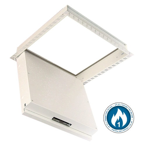 Fire Rated Loft Hatch Beaded Frame