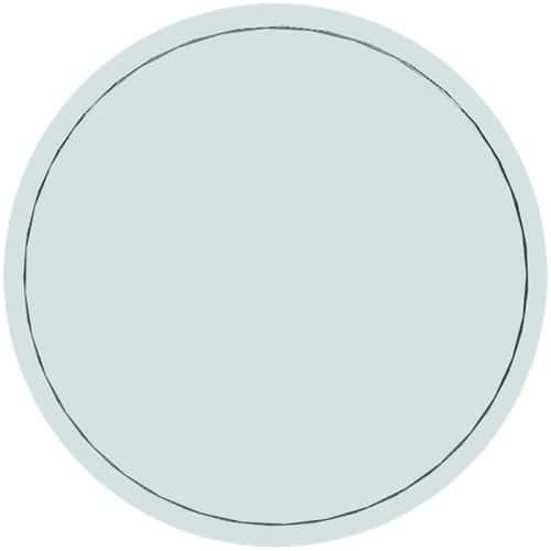 Circular Picture Frame Access Panels