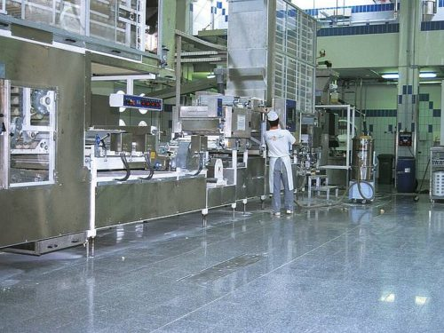 SBVE in Food Processing Plant