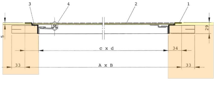 Section-Drawing-SRG-Galvanised-Steel